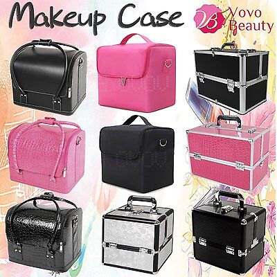 Multi-style Beauty Case Makeup Cosmetic Box Bag Hairdressing Nail Art Salon New