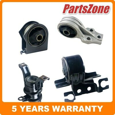 Front Rear Engine Motor Mount Fit for Ford Escape 2.3 2.5 3.0 Mazda Tribute Auto