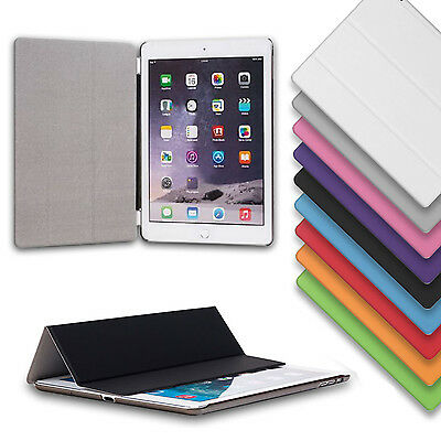 Smart Cover Funda + Carcasa Trasera Para Apple iPad Air 2 Tablet Case Hülle Etui