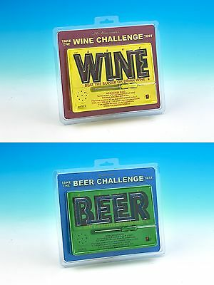 Wine / Beer Ometer Challenge Test Drinking Adult Game Electronic Maze Fun Gift