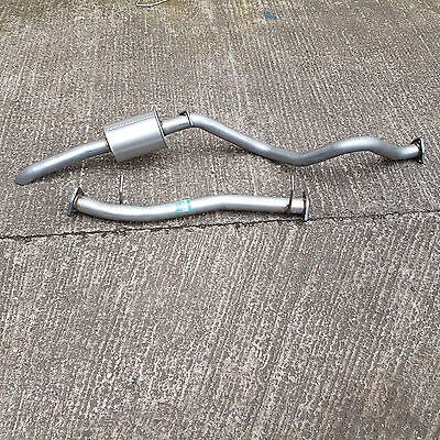 Land Rover Discovery 2 Td5 98 - 04 Sports Exhaust Performance Center Pipe & Rear