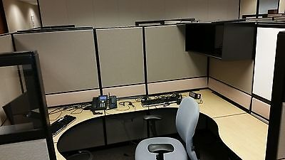 Teknion TOS Cubicle 6'x8' Lot of 75