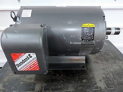 Baldor M2543T Electric Motor 50 Hp 1770 Rpm 208/230-460 3-Phase Frame 326T