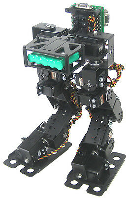 Lynxmotion Biped Robot Scout (No Servos)
