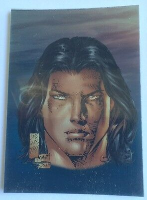 1997 Top Cow Witchblade The Darkness Trading Card