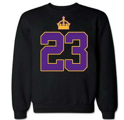 Labron Logo Lebron 23 King Los Angeles Fan Basketball DT Sweatshirt Hoodie