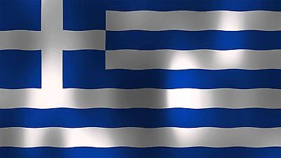 Greece National Flag Large 5ft x 3ft Greek Grecian Olympic
