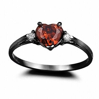 Infinity Cross Promise Ring 925 Sterling Silver 0.74Ct Rainbow Topaz Russian CZ