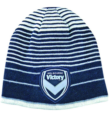 Melbourne Victory Reversible Beanie- 100% Official A-League Product