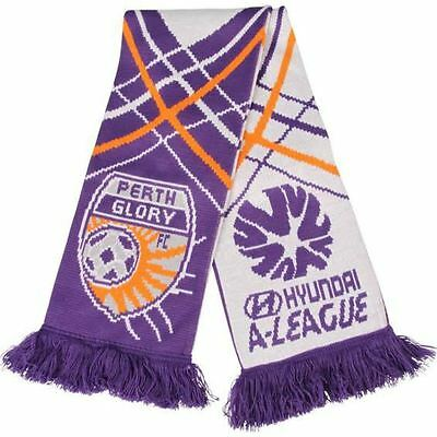 Perth Glory Supporters Scarf- 100% Official A-League Product