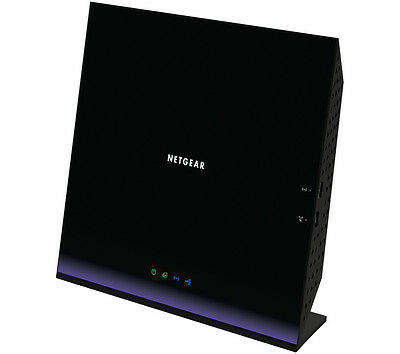Netgear R6250 Dual B& Wireless Cable Router AC1600, 300 Mbps, Black New