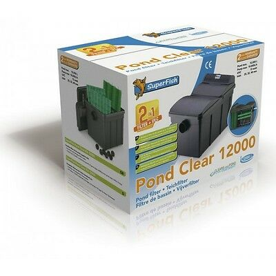 SF PONDCLEAR 12000 UVC-13W Superfish • EUR 165,85