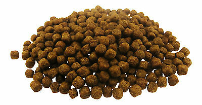 GROWER (GP:3,99€/Kg) 2,5Kg 3mm 6mm Wachstumsfutter Koifutter COPPENS Teichfutter