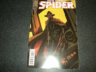 Spider Issue 8