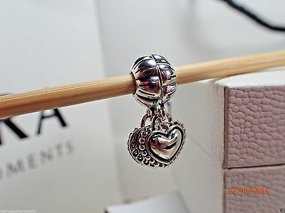 Authentic Pandora Charm My Special Sister 791383 New With Tags