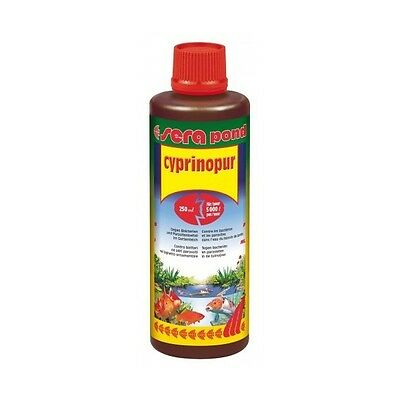 Sera pond Cyprinopur 250 ml Sera