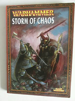 storm of chaos warhammer fantasy army armies book citadel games workshop