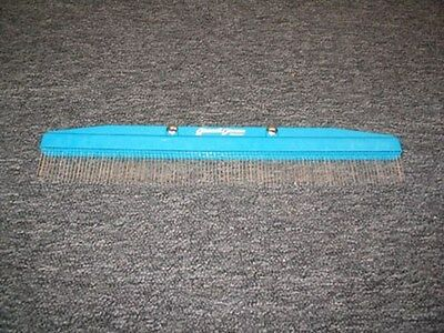 "Carpet Rake, 18"" Grandi Groom Head Only"
