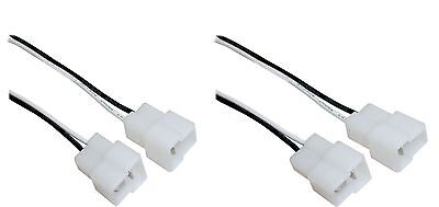 Speaker Connector Harness Wire Adapter 72-4570 Connection Clip Adapter Pair