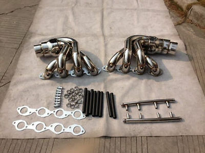 Mercury Boat Headers Marine Big Block Chevy 454/572/396/427