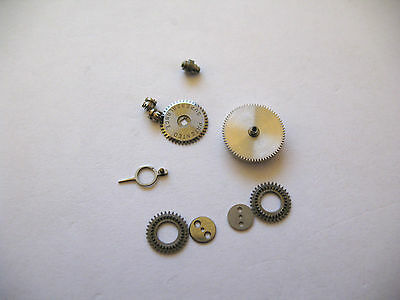 Rolex 700,710,10 1/2H,assorted New Old Stock Movement Parts