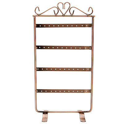 Stylish 48 Hole Jewelry Earrings  Display Stand Holder Stud Charming Showcase.