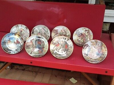 Franklin Mint Collectable Plates
