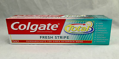 Colgate Total Fresh Stripe Zahnpasta 75 ml (100ml/5,99€)