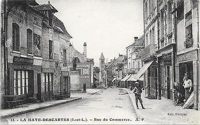 La Haye Descartes: Rue Du Commerce