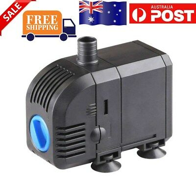 2000L/H high-lift Adjustable Submersible Water Pump for Aquariums ponds