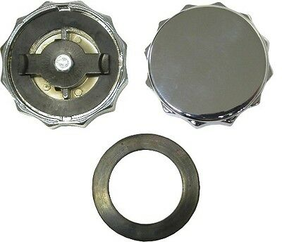 Petrol Cap Deluxe Vented as fitted For Harley Davidson 1973 on