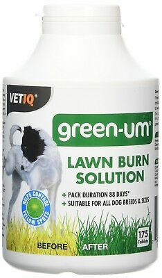 M&C Green-UM Lawn Burn Control for Dogs 175 Tablets PostedTodayIfPaidBefore1PM