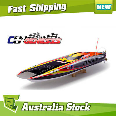 New TFL Genesis Twin Hull Brushless Racing RC Boat 1 meter 100cm