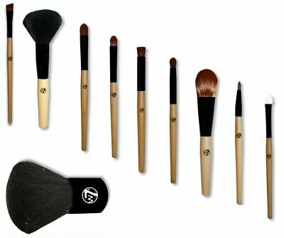W7 Professional Make Up Brushes Blusher,Bronzer,Blender and Eye Shadow all new