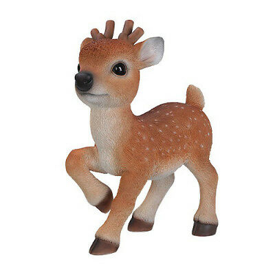 Running Reindeer Ornament by Vivid Arts-NF-RD17-F