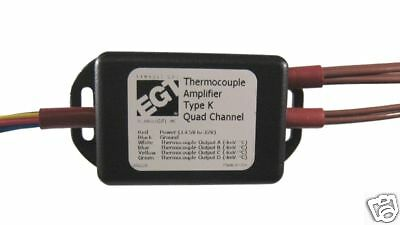 EGT Quad  K-Type Thermocouple Convertor to 0-5V 5 volts