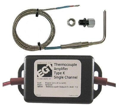 EGT Single K-Type Thermocouple Convertor to 0-5V TC KIT