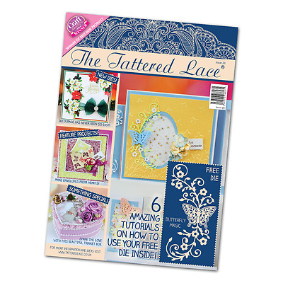 The Tattered Lace Magazine Issue 20 - FREE P&P