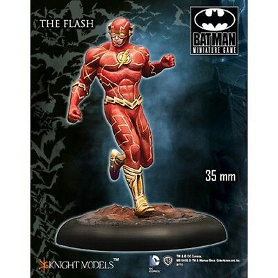 Knight Models BATMAN (35mm): The Flash New 52 ( 35DC122 ), New Toys And Games