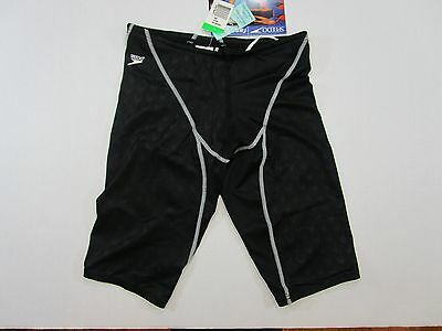 Speedo Fastskin Swim shorts suit competition  Lycra Tights made in Usa