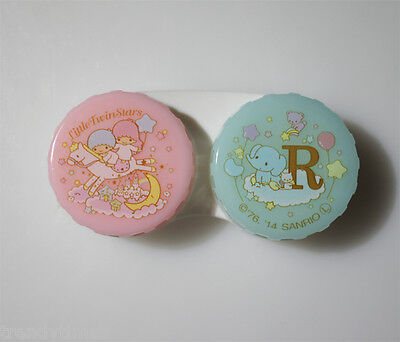 Sanrio Japan Little Twin Stars Contact Lens Cases