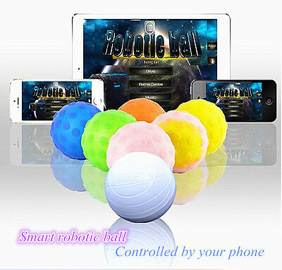 App Controll Wireless Ball Robot Intelligent Remote Controll Toy for IOS Android