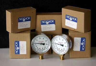 NOSHOK Pressure Guage 0-60 PSI NEW IN BOX made in Germany LOT 5
