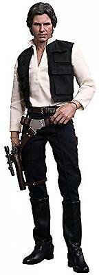 NEW Movie Masterpiece STAR WARS EP4 HAN SOLO 1/6 Action Figure Hot Toys Japan