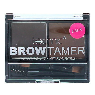 Technic Brow Tamer Eyebrow Shaping Kit-Dark NEW