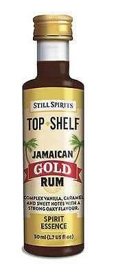 Still Spirits Top Shelf Spirit Essences JAMAICAN GOLD RUM