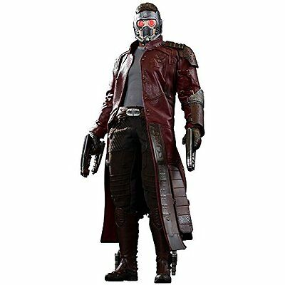 NEW Movie Masterpiece Guardians of The Galaxy STAR-LORD 1/6 Figure Hot Toys