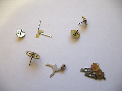 Valjoux Chronograph 92 Assorted Movement Parts