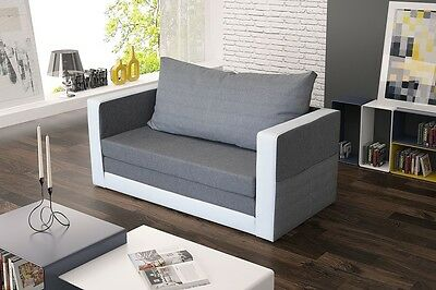 kinder couch finezja mit bettfunktion schlaffunktion sofa. Black Bedroom Furniture Sets. Home Design Ideas