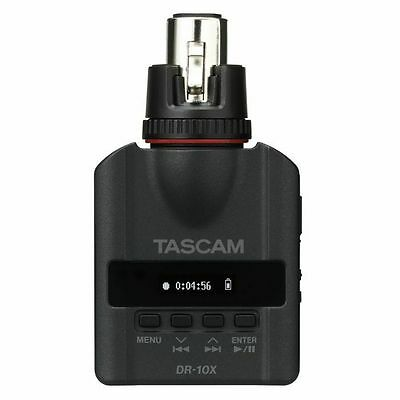 Tascam DR 10X Micro Linear PCM Recorder